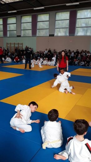 Interclubs de Judo à Pierre Bénite 16 et 17 mars 2019